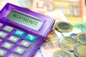 Was kostet die Rechtsschutzversicherung